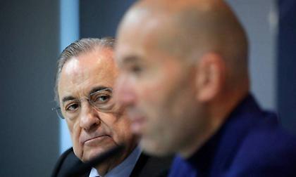 Πέρεθ: «Ο καλύτερος προπονητής του κόσμου επέστρεψε στη Ρεάλ Μαδρίτης»