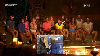 Survivor: Οι αντιδράσεις της ελληνικής ομάδας στο άκουσμα πως μπαίνει ο Ογκουνσότο-Απόρησε η Δαλάκα