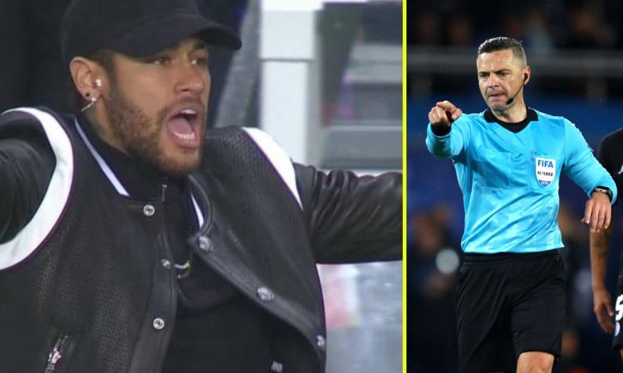 Κινδυνεύει με τιμωρία από την UEFA για τις δηλώσεις του ο Νεϊμάρ