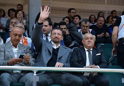 Οργισμένο tweet Τούρκογλου κατά FIBA για τη διαιτησία!