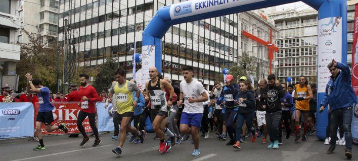 8ος Ημιμαραθώνιος της Αθήνας την Κυριακή - Συμμετέχουν περισσότεροι από 25.000 δρομείς