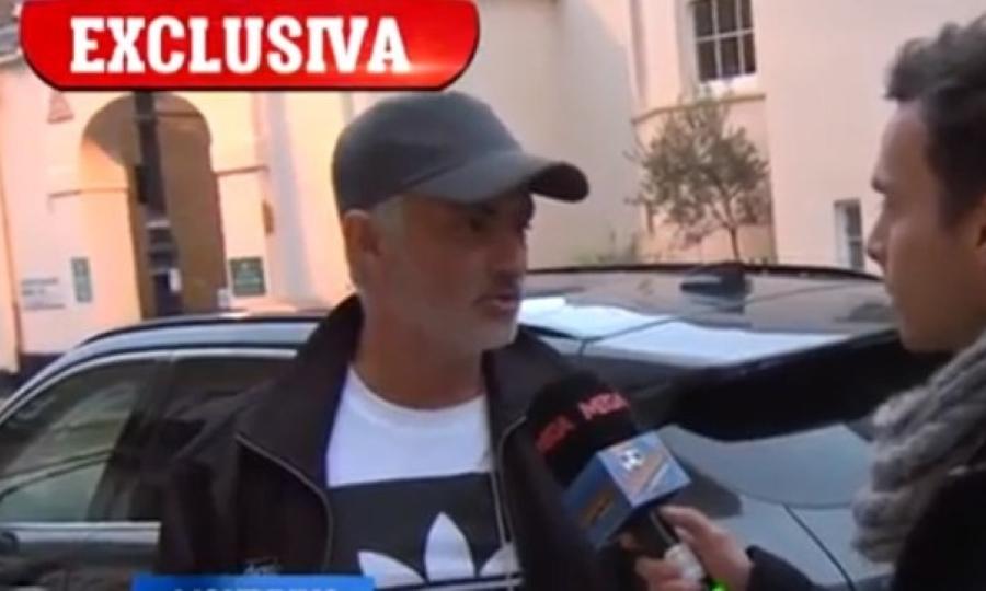 Το πρώτο σχόλιο Μούρινιο για την επιστροφή Ζιντάν στη Ρεάλ!