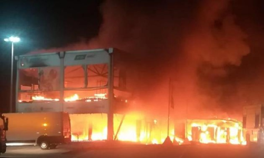 Στον αέρα το πρωτάθλημα MotoE, κάηκαν οι μηχανές όλων των ομάδων! (video)