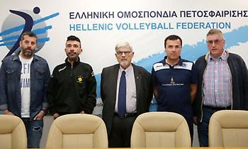 Ολυμπιακός-ΑΕΚ στα ημιτελικά του Κυπέλλου βόλεϊ γυναικών