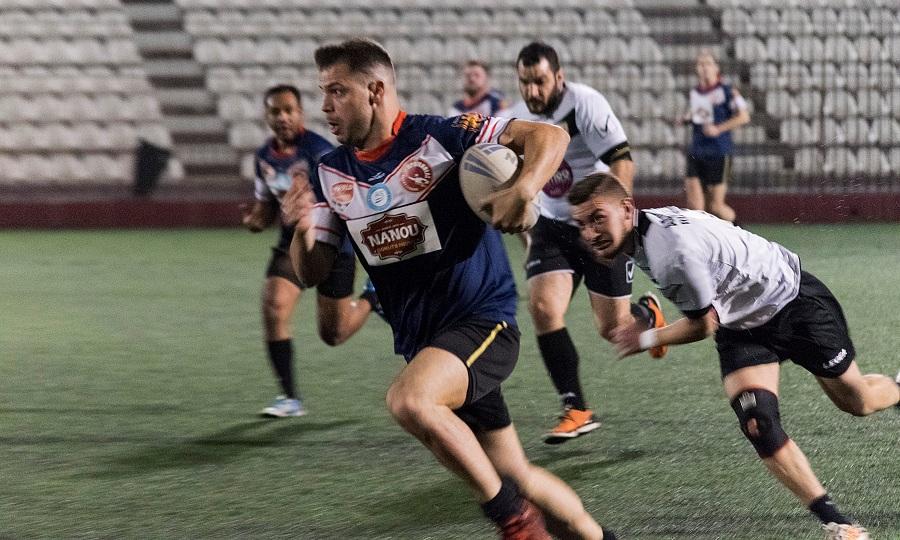 Το Ευρωπαϊκό Κύπελλο Ράγκμπυ Λιγκ 9s το Σάββατο στη Νίκαια