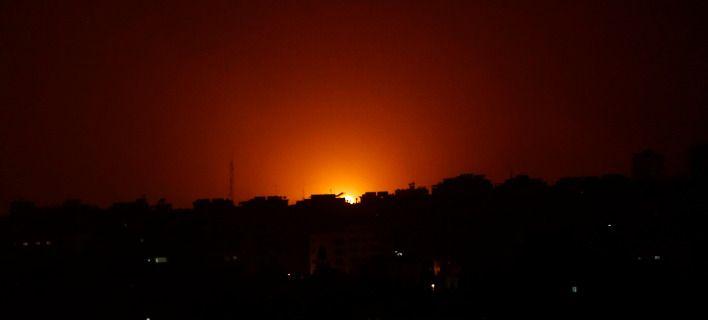 Το Ισραήλ βομβάρδισε τη Γάζα -Aντίποινα για την πρόσφατη επίθεση προς το Τελ Αβίβ
