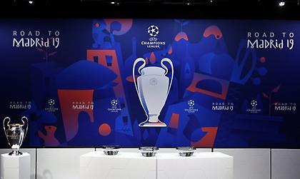 Ματσάρες στους «8» του Champions League