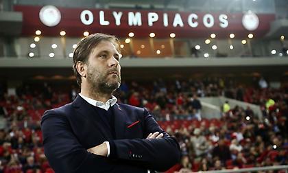 Μαρτίνς: «Ο Παναθηναϊκός προοδεύει, είναι το πιο μεγάλο ματς στην Ελλάδα»