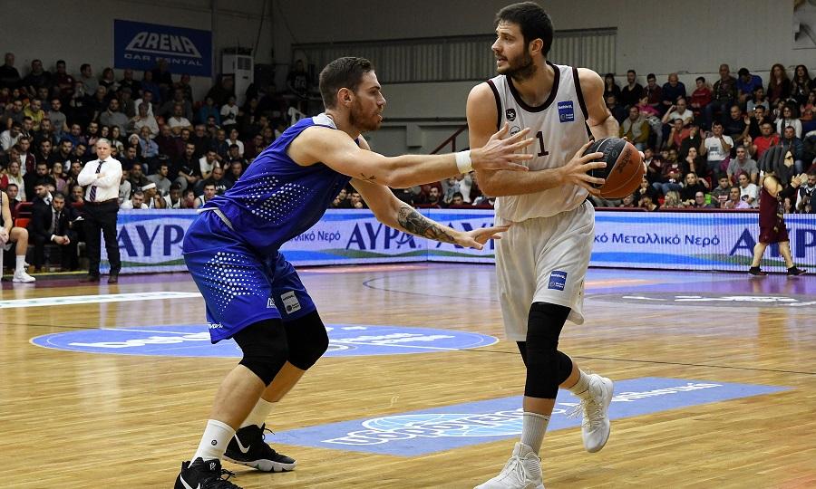 Μανωλόπουλος: «Παίζει πολύ καλό μπάσκετ ο ΠΑΟΚ»