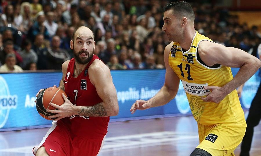 Περράκης: «Έχουμε τελικό με τον Κολοσσό, μονόδρομος η νίκη»