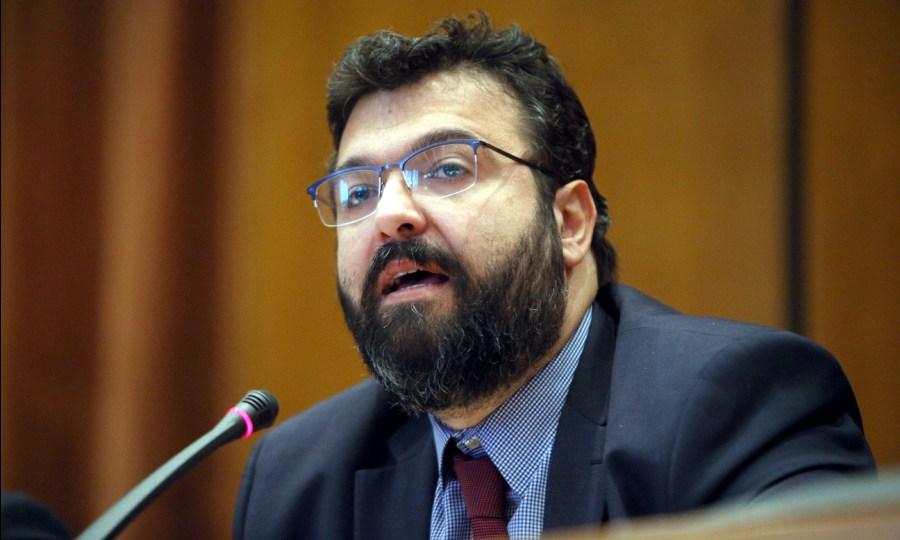 Κάλεσε σε σύσκεψη Ολυμπιακό-Παναθηναϊκό-ΑΕΚ ο Βασιλειάδης!