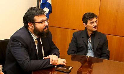 Γιαννακόπουλος στον ΣΠΟΡ FM: «Με χτύπησε ο Γ. Αγγελόπουλος. Ηθικός αυτουργός ο Βασιλειάδης» (audio)