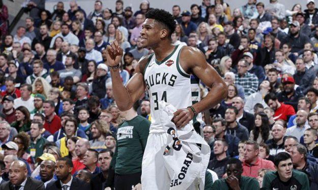 NBA MVP Ladder: Συνεχίζει… πρώτος ο Γιάννης Αντετοκούνμπο! (video)