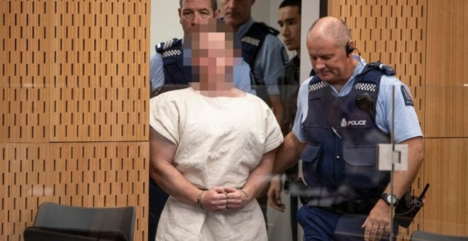 Νέα Ζηλανδία: Έτσι κατάφεραν οι 2 αστυνομικοί να ακινητοποιηθεί ο μακελάρης