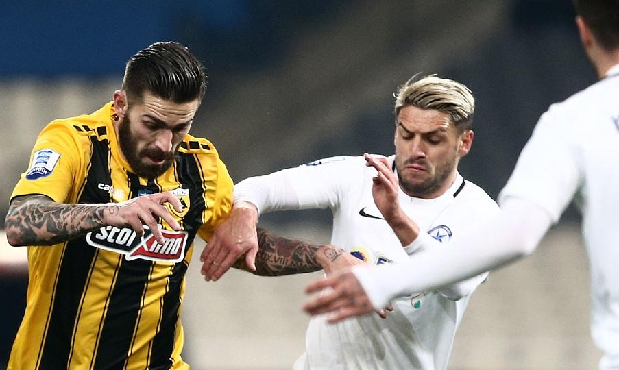 Σημαντικό ματς στο Περιστέρι, υποδέχεται την ΑΕΚ ο Ατρόμητος