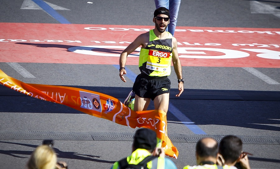 Φοβερός Καραΐσκος στον ημιμαραθώνιο: Νικητής με νέο ρεκόρ διαδρομής