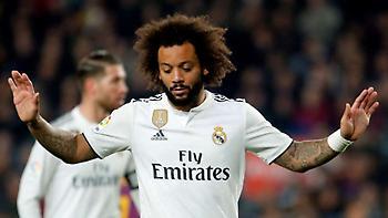 Δεν αφήνει τη Μαδρίτη ο Μαρσέλο