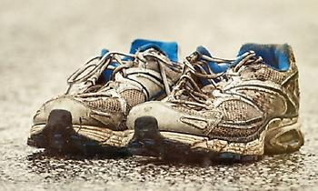 Τα σημάδια που δείχνουν πως πρέπει να αλλάξεις αθλητικά παπούτσια