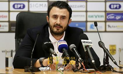 Καρυπίδης:«Γεμίζουμε το Βικελίδης και δίνουμε ώθηση στους παίκτες, παίζουμε τους κόπους της χρονιάς»