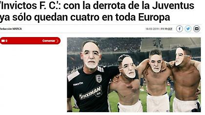 Marca για ΠΑΟΚ: «Η άψογη ομάδα του Λουτσέσκου»