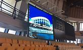 Νέα, σύγχρονη οθόνη Matrix στο Στάδιο Ειρήνης και Φιλίας