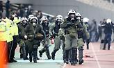 Ένωση Αστυνομικών Υπαλλήλων: «Έξω η Αστυνομία από τα γήπεδα - αρένες»!