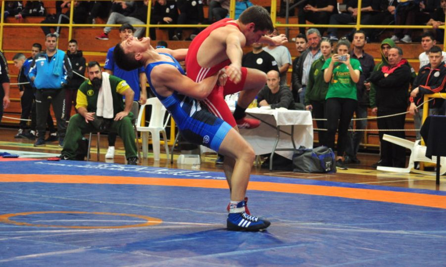Γράφτηκε ιστορία στο Πανελλήνιο Πρωτάθλημα ελληνορωμαϊκής στις Σέρρες