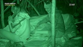 Survivor: Το ροχαλητό του Ογκουνσότο άφησε ξύπνια την ελληνική ομάδα! (video)