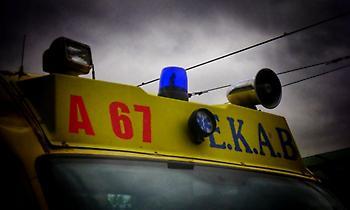 Θεσσαλονίκη: Φρικτό τροχαίο με διαμελισμό οδηγού στον Περιφερειακό (vid)