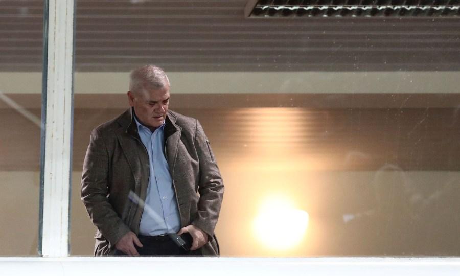 Μελισσανίδης: «Αντίο καλέ μου φίλε»