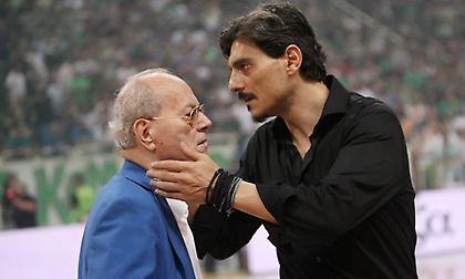 Το «αντίο» του Δημήτρη Γιαννακόπουλου στον Θανάση