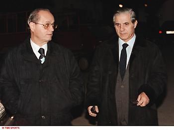 Θανάσης Γιαννακόπουλος: Όταν μαζί με τον Παύλο παρουσίαζαν τον Ομπράντοβιτς (pics)