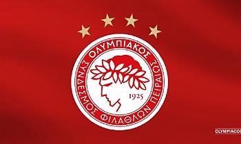 Τα συλλυπητήρια της ΠΑΕ Ολυμπιακός για τον Θανάση Γιαννακόπουλο