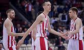 Ποκουσέφσκι: «Τους ευχαριστώ όλους, θέλω να βοηθήσω τον Ολυμπιακό»
