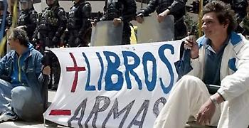 Κολομβία: 48ωρη απεργία των εκπαιδευτικών για την έλλειψη πόρων