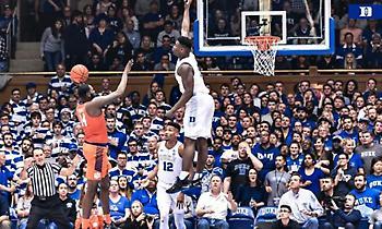 NCAA: Το απόλυτο Τοπ10 του Ζάιον Ουίλιαμσον! (video)