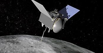 Ο αστεροειδής Μπενού είναι κακοτράχαλος και εκτοξεύει συνεχώς σωματίδια