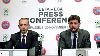 Έγινε η πρώτη κουβέντα για τις αλλαγές στις ευρωπαϊκές διοργανώσεις