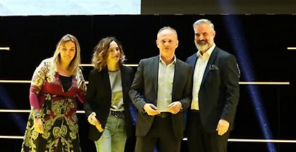 Ermis Awards 2018: Βραβείο στην κατηγορία Branding & Design για τον ΣΚΑΪ