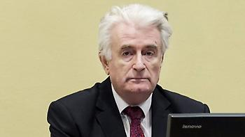 Βοσνία: Ισόβια στον Κάρατζιτς για τη σφαγή της Σρεμπρένιτσα