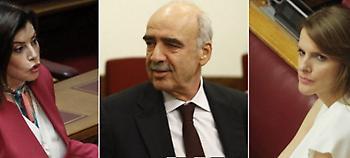 Παραιτούνται Μεϊμαράκης, Μάρκου, Ασημακοπούλου λόγω «διάταξης Κουντουρά»