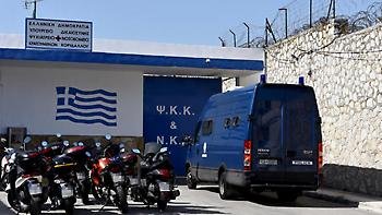 Από ανακοπή ο θάνατος κρατούμενου στο ψυχιατρείο των φυλακών Κορυδαλλού