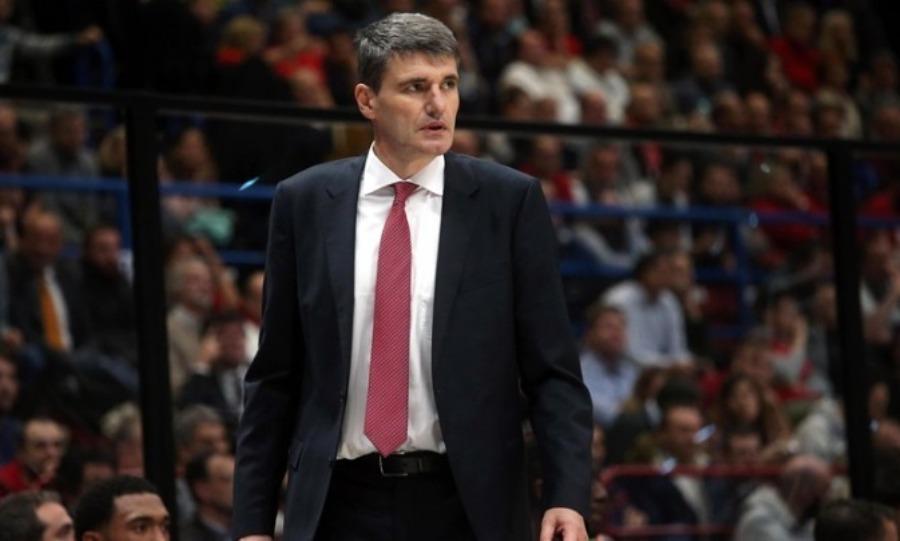 Περάσοβιτς: «Θα δείξει αν ήταν καθοριστική η ήττα από τον Παναθηναϊκό»