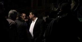 Βέροια: Επίθεση σε μέλος του ΣΥΡΙΖΑ για τις Πρέσπες μετά τον Παππά (video)