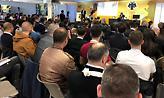 Μεγάλη η συμμετοχή στο 2ο Ιατρικό Συνέδριο που διοργανώνει η ΑΕΚ (pics-vids)