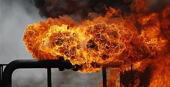 Ισχυρή έκρηξη σε εργοστάσιο χημικών στην Κίνα