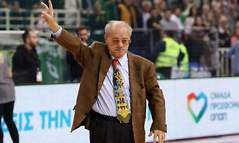 Ενός λεπτού σιγή στη μνήμη του Θανάση στα ματς της Basket League