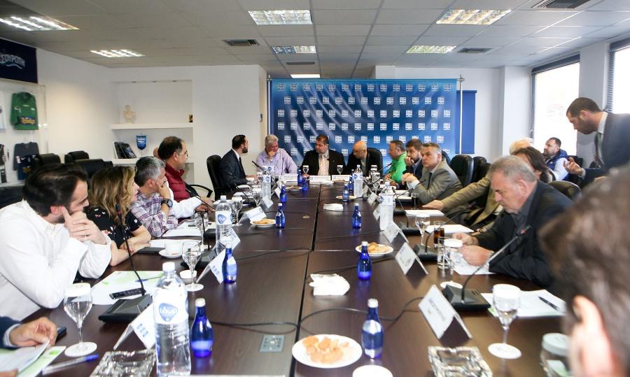 Συνάντηση με Βασιλειάδη για την αναδιάρθρωση ζητάει η Super League