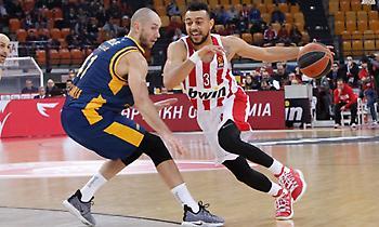 LIVE: Γκραν Κανάρια-Ολυμπιακός (22:30)