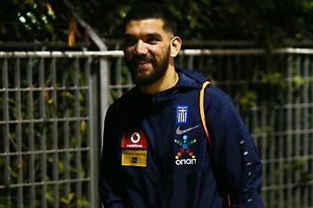 Κολοβός στο sportfm.gr: «Έτοιμος να βοηθήσω την Εθνική»